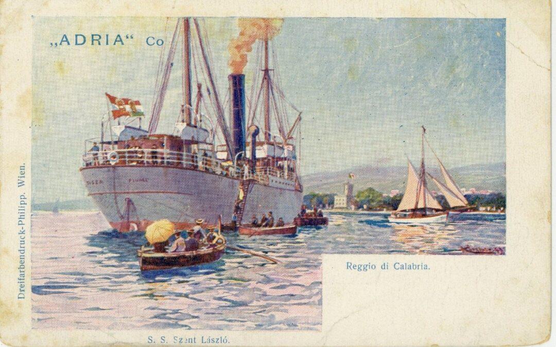 Pelles Márton: Fiume turizmusának fejlődése (1868–1914)